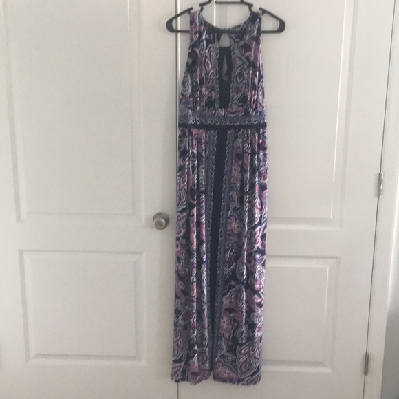 I-N-C plus size Maxi Dress